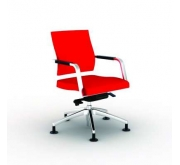 """Vibe""  Swivel Conference Armchair"
