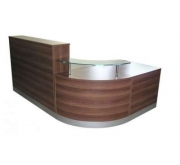 Mendip Reception Desk and Counter