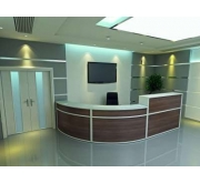 Oxford Reception Desk