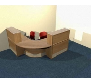 Lincoln Reception Desk
