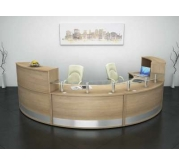New England Reception Desk