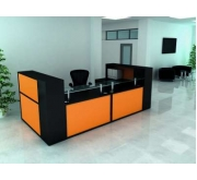 """Cube"" Reception Desk"