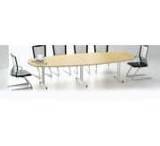 """G TEN"" Meeting Table System."