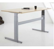 Height Adjustable Standing Desk -  Conset 501-29