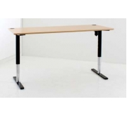 Height Adjustable Sit Stand Desk - Conset 501-49