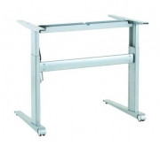 Conset 501-17 | Height Adjustable Standing Desk Frame