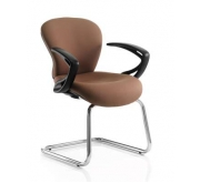 """Sphere"" Cantilever Meeting Chair"