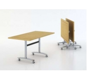 """Glide"" Modular Veneered Tilting Tables"
