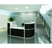 Compact Reception Counter
