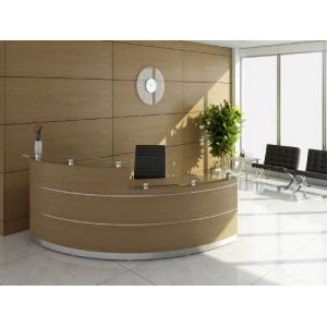 Monroe Reception Counter