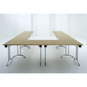 """Stratford"" Folding Leg Training Room Tables"