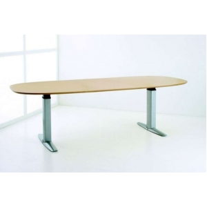 Conset Height Adjustable Meeting Table
