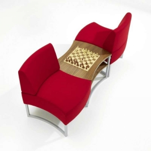 Amoeba Modular Reception Seating