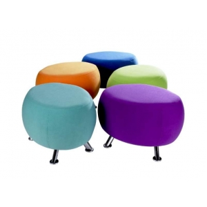 Saturn Single and Double Low Stools