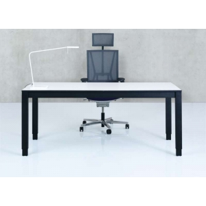 """H4"" 4 Legged Height Adjustable Table"