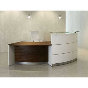Fulton Reception Counter