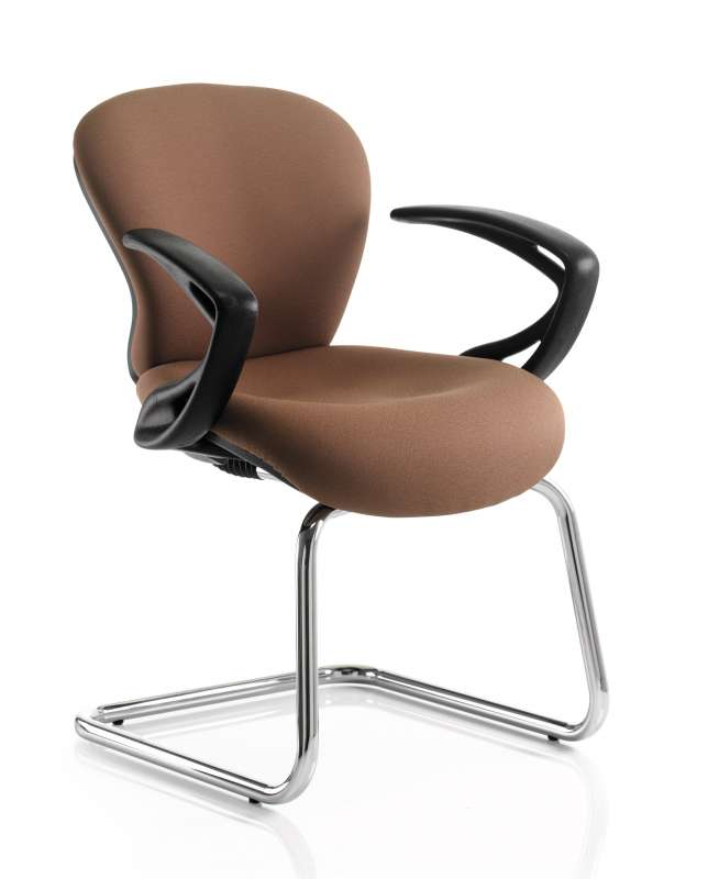 Multipurpose Upholstered Meeting Room Chairs